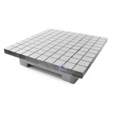 Плита поверочная  200х200 кл.1 чугун координатная разметка